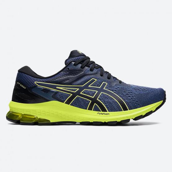 Asics Gt-1000 10 Ανδρικά Παπούτσια για Τρέξιμο