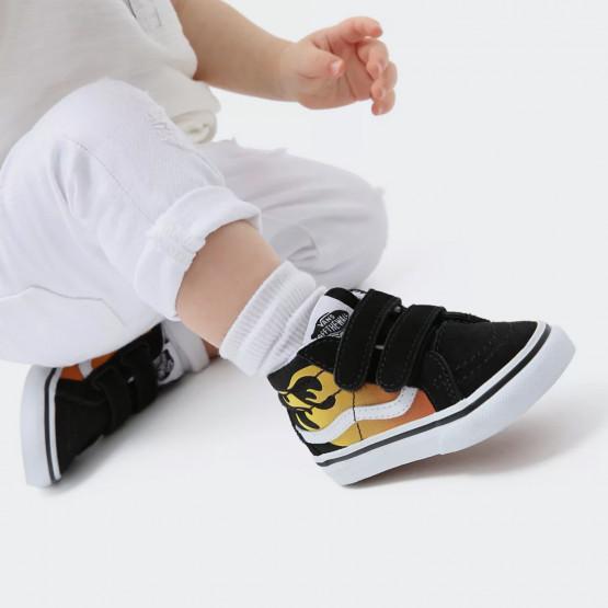 Vans Sk8-Mid Reissue Velcro Infant's Shoes