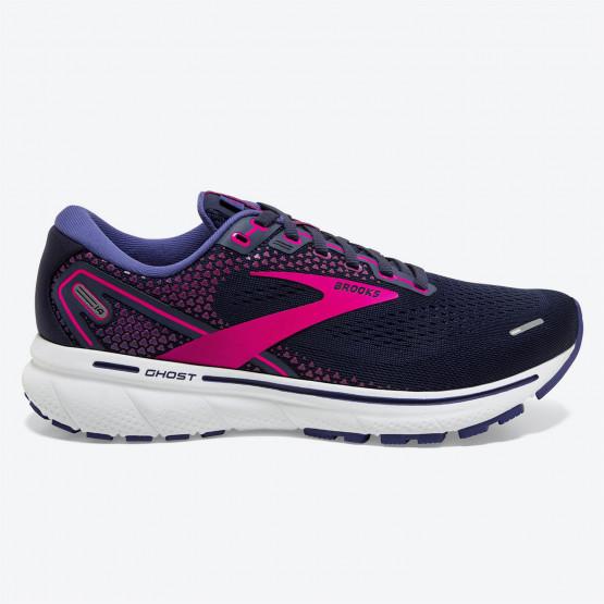 Brooks Ghost 14 Γυναικεία Παπούτσια για Τρέξιμο