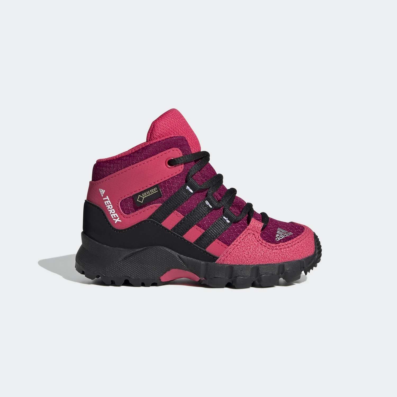 adidas Performance Terrex Mid GTX Βρεφικά Παπούτσια για Πεζοπορία (9000083983_54391)