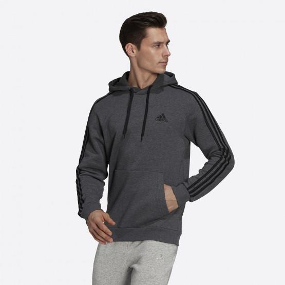 adidas Performance 3-Stripes Fleece Ανδρικό Φούτερ