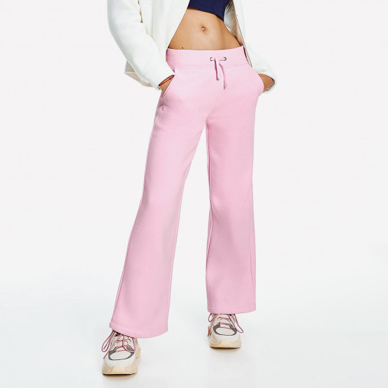 Tommy Jeans Wide Leg Γυναικεία Φόρμα