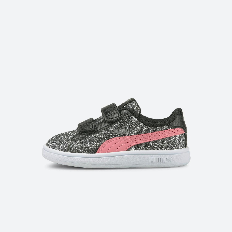 Puma Smash V2 Glitz Βρεφικά Παπούτσια (9000086799_55068)