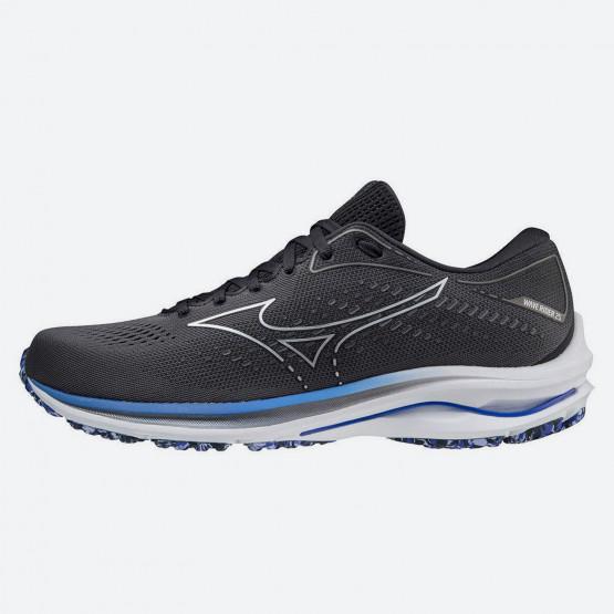 Mizuno Wave Rider 25 Ανδρικά Παπούτσια για Τρέξιμο