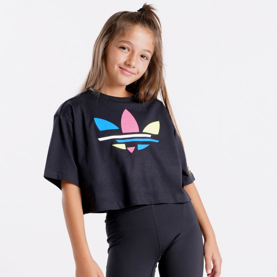 adidas Originals Cropped Παιδικό T-shirt