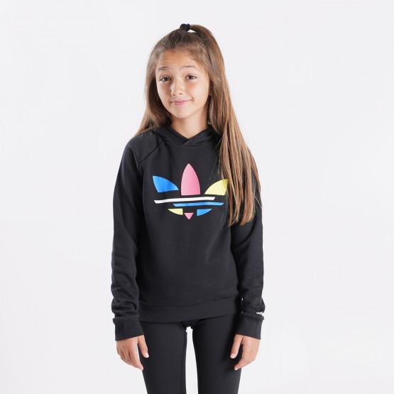 adidas Originals Adicolor Παιδική Μπλούζα με Κουκούλα
