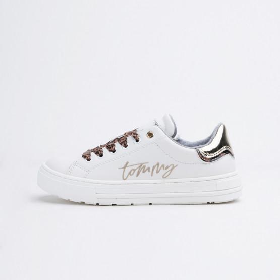 Tommy Jeans Glitter Kids' Shoes