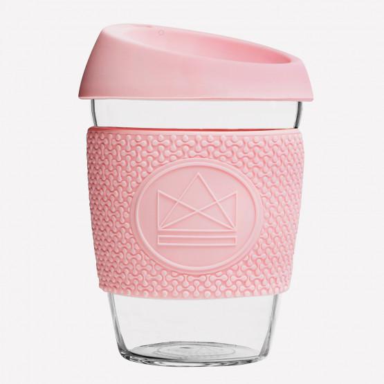 Neon Kactus Pink Flamingo |Γυάλινο Ποτήρι 340ml