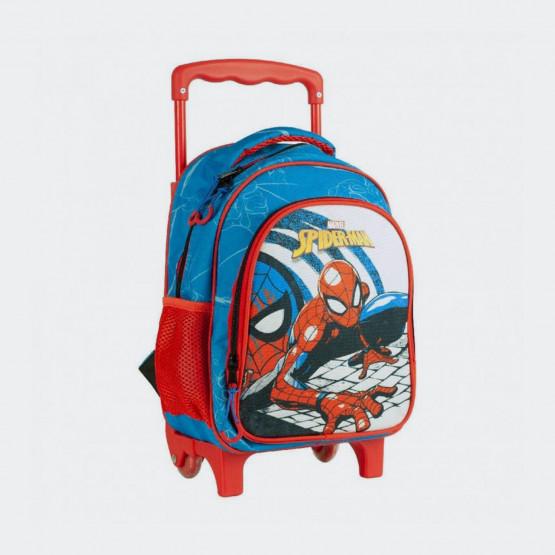 Back Me Up Spiderman Trolley Backpack 12L