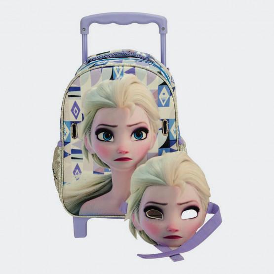 Back Me Up Elsa Frozen Trolley Backpack 12L