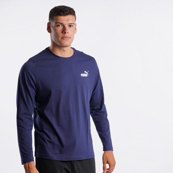 Puma ESS Small Logo Long Sleeve T-shirt