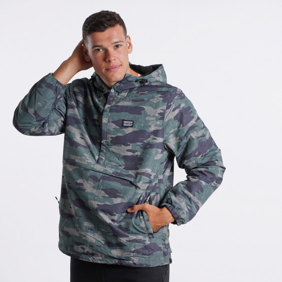 Emerson Men's Pull-Over Jacket With Hood