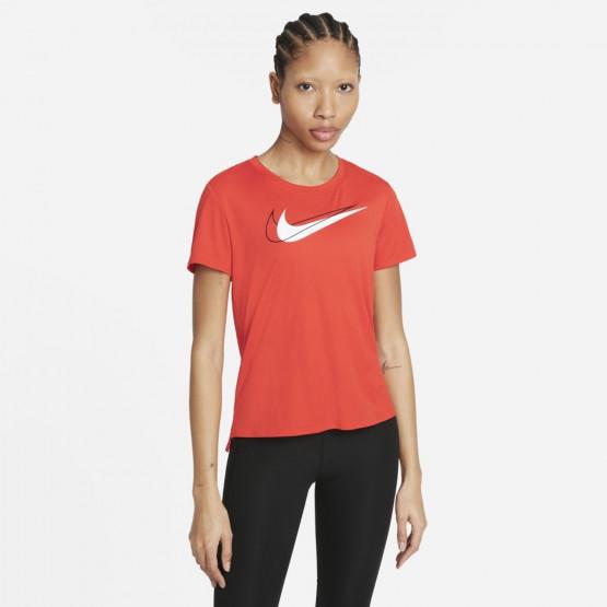 Nike Sportswear Swoosh Dri-FIT Γυναικείο T-shirt για Τρέξιμο