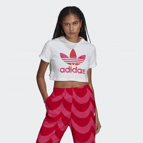 adidas Originals Marimekko  Women's Crop T-shirt