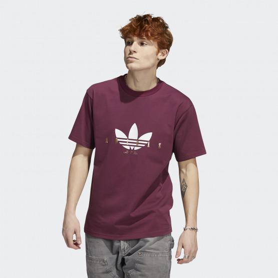 adidas Originals Trefoil Script Men's T-shirt