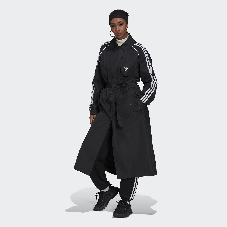 adidas Originals Adicolor Trench Γυναικείο Μπουφάν (9000084563_1469)