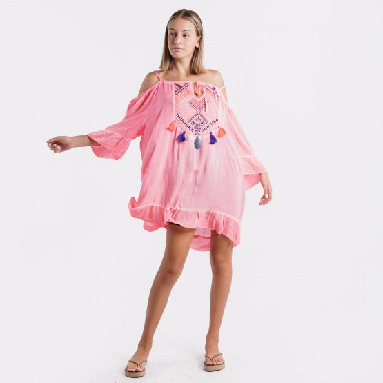 O'Neill Lw Soda Springs Emb Dress