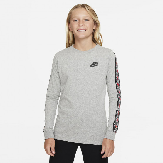 Nike Sportswear Kids' Long Sleeve T-Shirt