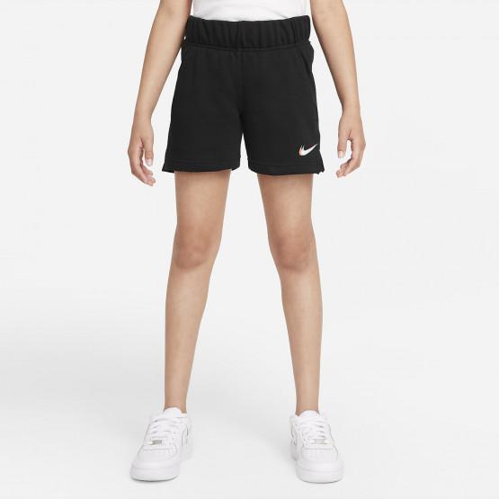 Nike Sportswear French Terry Παιδικό Σορτς