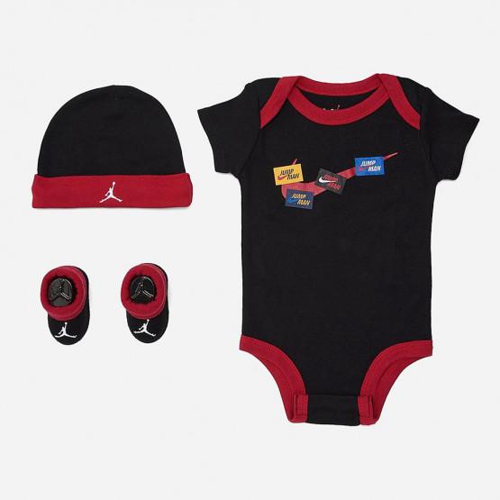Jordan Jumpaman Infants' Bodysuit Set