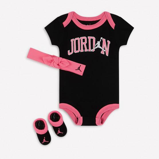 Jordan Jhg Girls Hb Bdysuit Bootie 3P