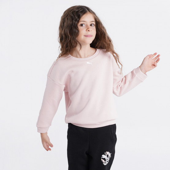 Puma Alpha Kids' Sweatshirt