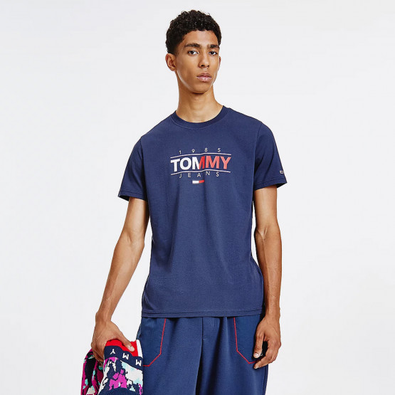Tommy Jeans Essential Graphic Men's T-shirt