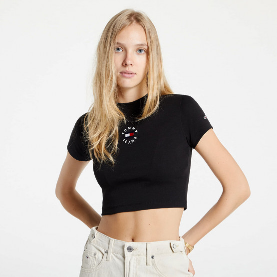 Tommy Jeans Baby Women's Crop T-shirt
