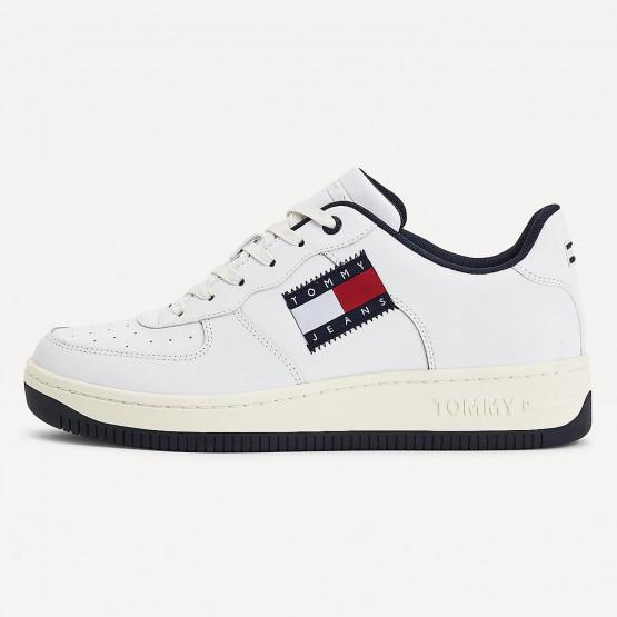 Tommy Jeans Basket Cupsole Logo Men's Sneakers