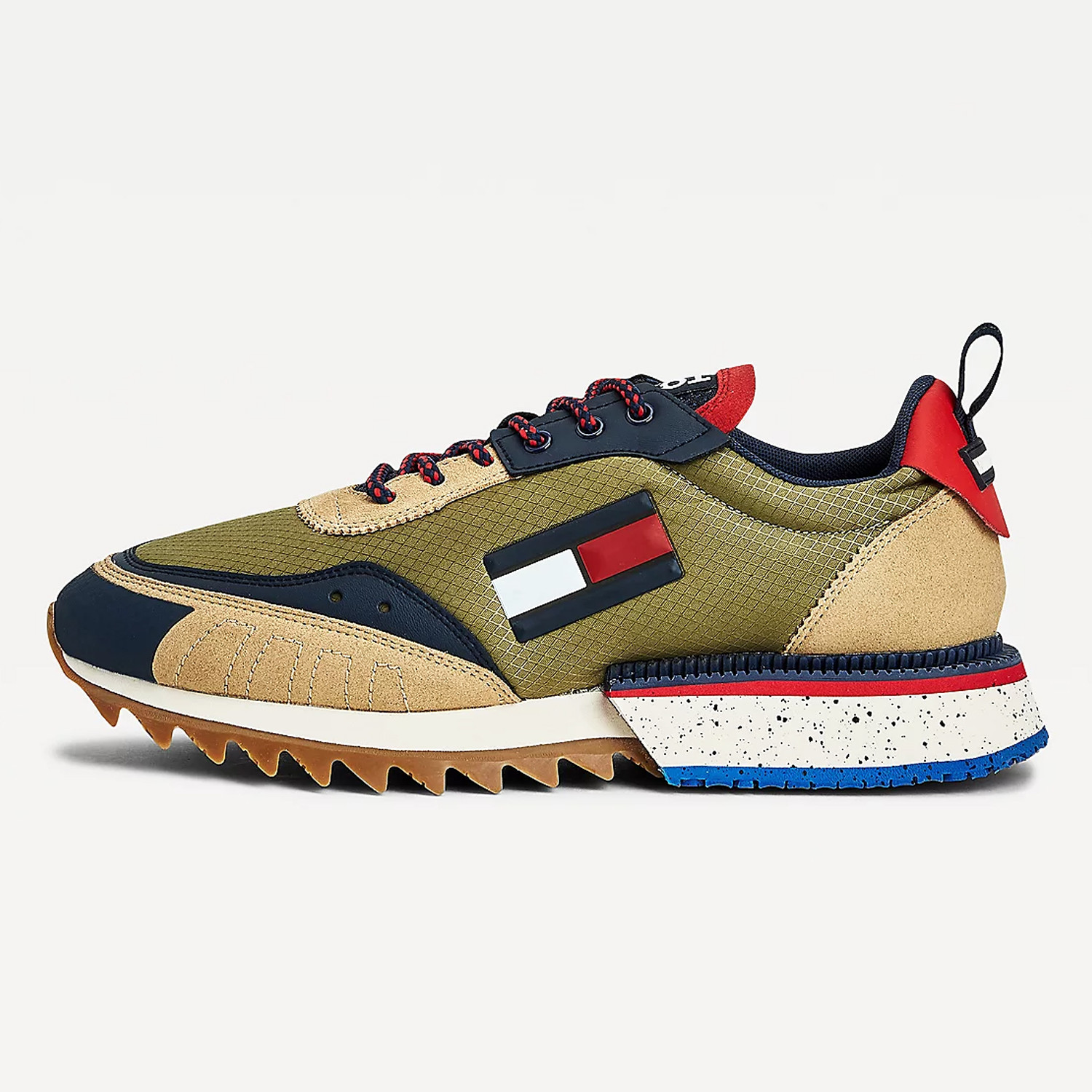 Tommy Jeans Cleated Tjm Runner Mix (9000090117_45085)