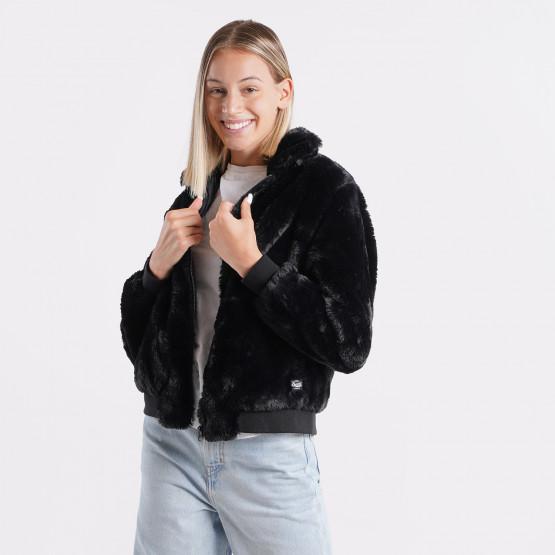 Basehit Fake Fur Women's Jacket
