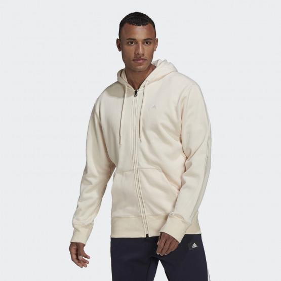 adidas Performance Sportswear Comfy & Chill Men's Hooded Cardigan