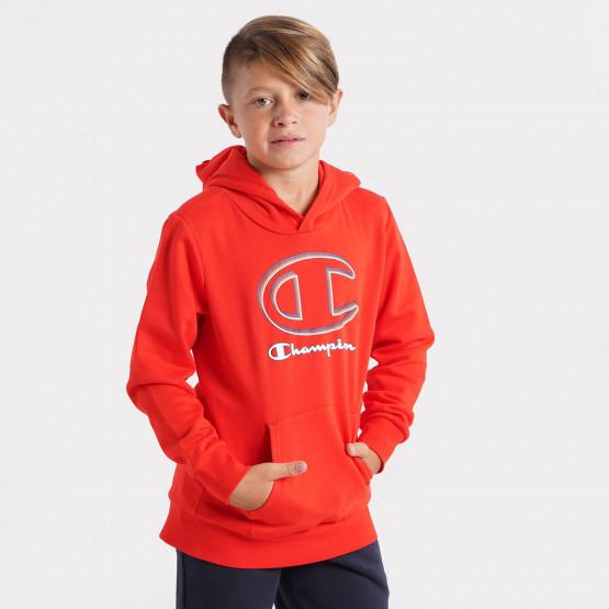 Champion Παιδική Μπλούζα με Κουκούλα
