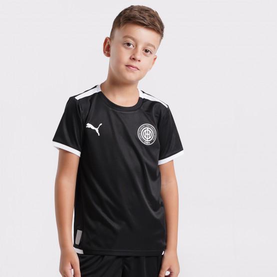 Puma x OFI 2st Official Kid's Appearance Goalkeeper 2021-2022