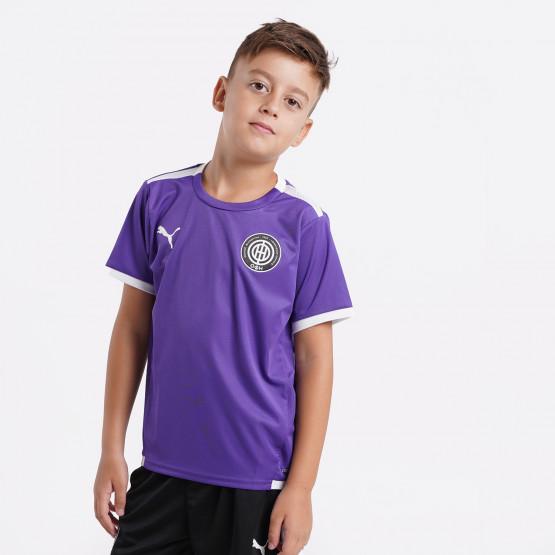 Puma x OFI 3st Official Kid's Appearance Goalkeeper 2021-2022