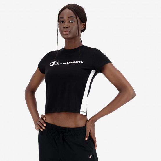 Champion Crewneck Women's Cropped T-Shirt