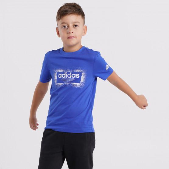 adidas Perfromance Graphic Παιδικό T-shirt
