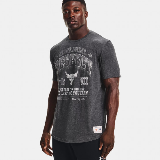 Under Armour Project Rock BSR Ανδρικό T-Shirt
