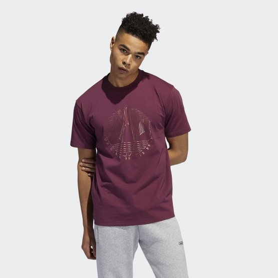 adidas Originals Trefoil Deco Ανδρικό T-Shirt