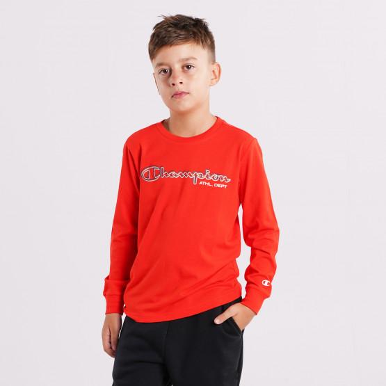 Champion Μακρυμάνικη Παιδική Μπλούζα