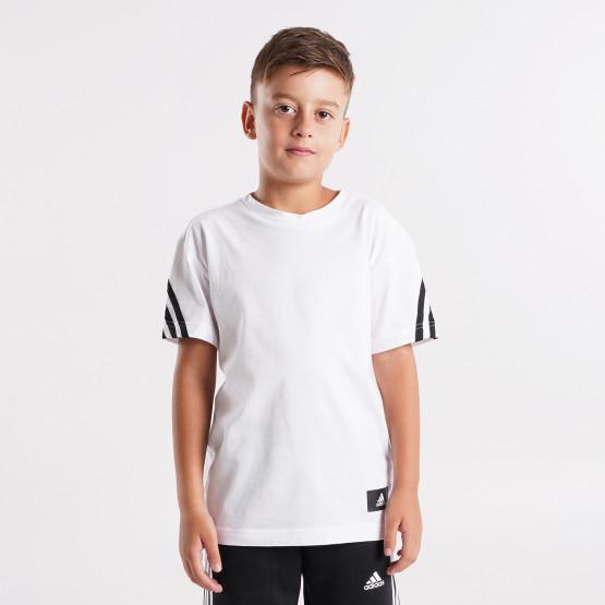 adidas Performance Future Icons 3-Stripes Παιδικό T-shirt