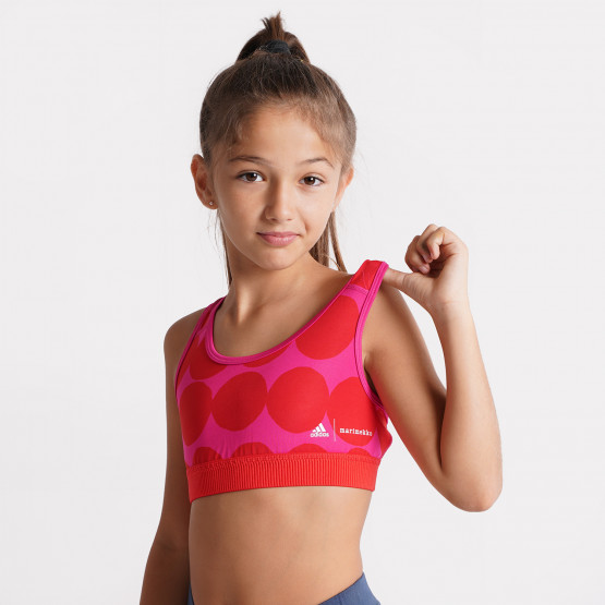 adidas Performance Marimekko Believe This Primegreen Aeroready Παιδικό Μπουστάκι