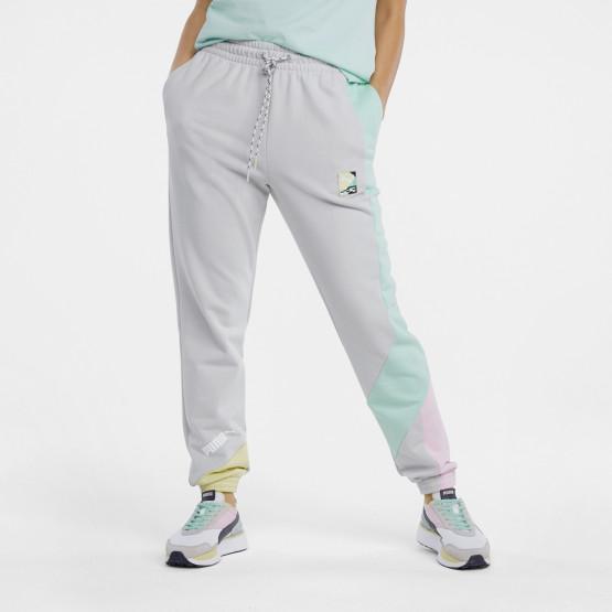 Puma INTL Γυναικείο Παντελόνι Φόρμας