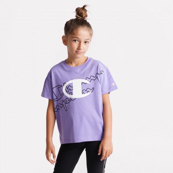 Champion Παιδικό T-Shirt