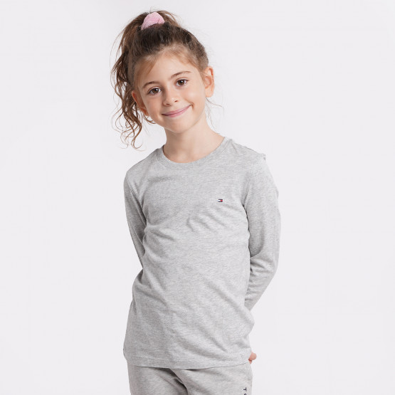 Tommy Jeans Baby Blouse With Long Sleeves
