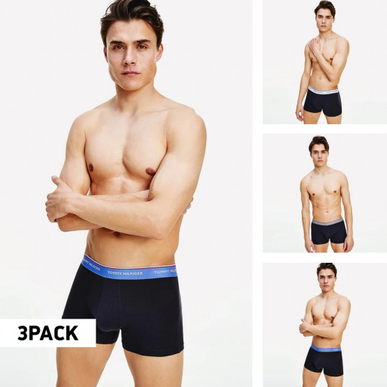 Tommy Jeans 3-Pack Ανδρικά Μπόξερ