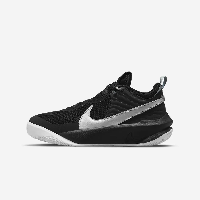 Nike Team Hustle D 10 Παιδικά Παπούτσια για Μπάσκετ (9000091895_56137)