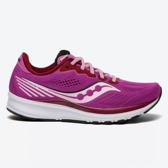 Saucony Ride 14 Γυναικεία Παπούτσια για Τρέξιμο