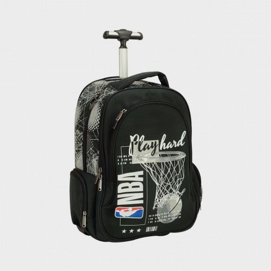 Back Me Up NBA Play Hard Trolley Backpack 30L
