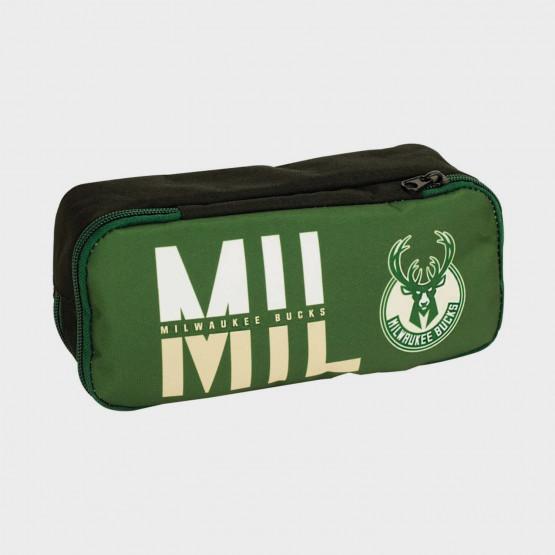 NBA Milwaukee Bucks Κασετίνα Βαρελάκι